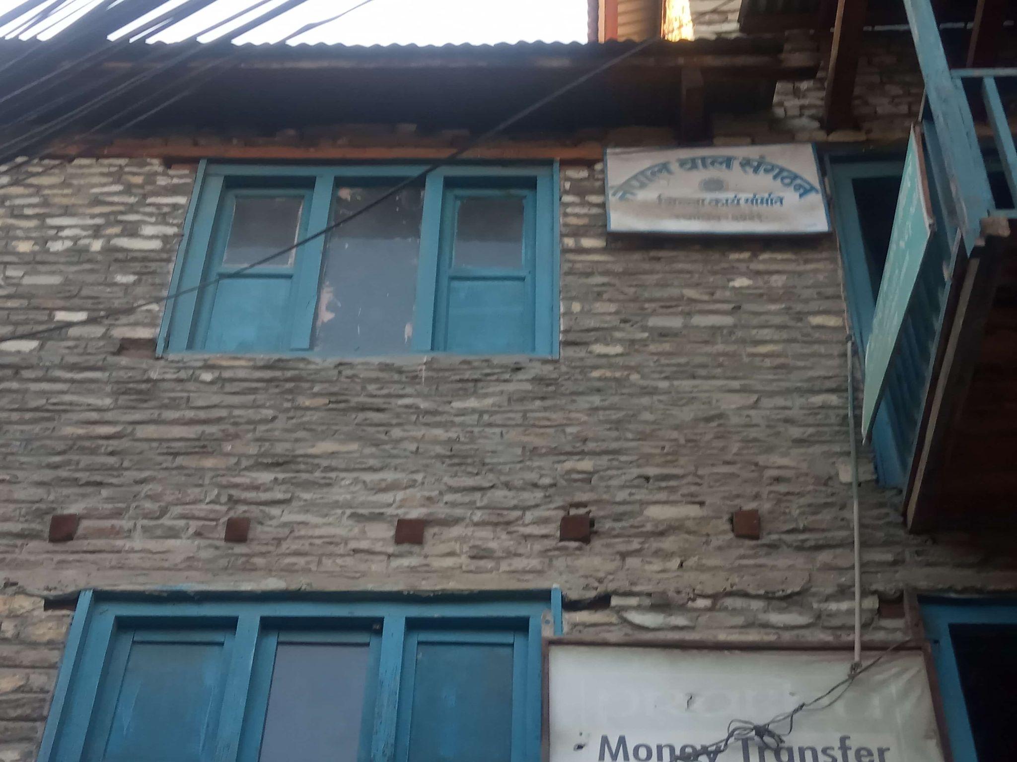 मागी खाने भाँडो बन्यो ,नेपाल बालसंंगठन जुम्ला