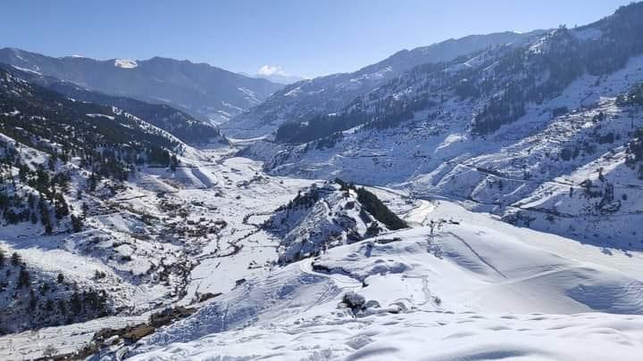 जुम्ला लगायत कर्णालीका हिमाली जिल्लामा हिमपात