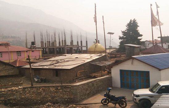जुम्लामा कोराना कहर ः नौ दिन सम्म निषेधाज्ञा