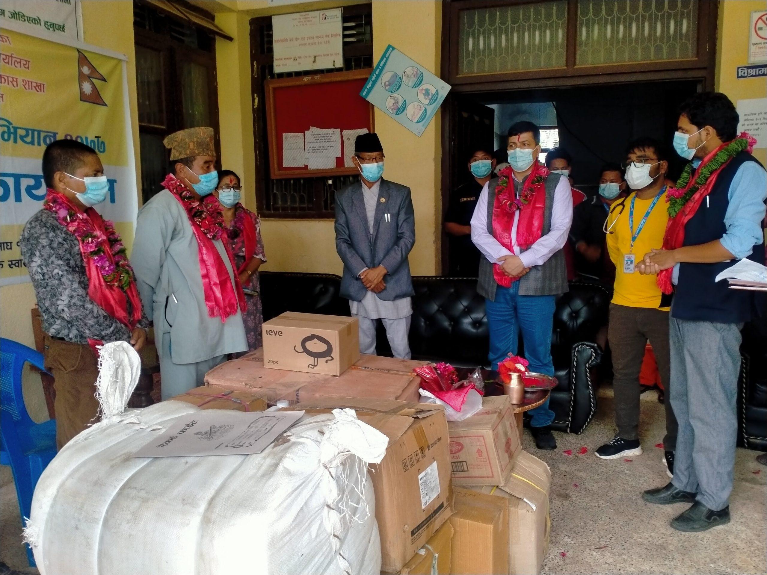 विशेषज्ञ सेवाका लागि 'मोवाइल शिविर' संचालन गरिने