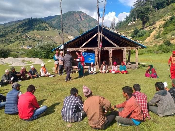 जुम्लाका ५८वटै वडामा नेपाली कांग्रेसको नेतृत्व चयन