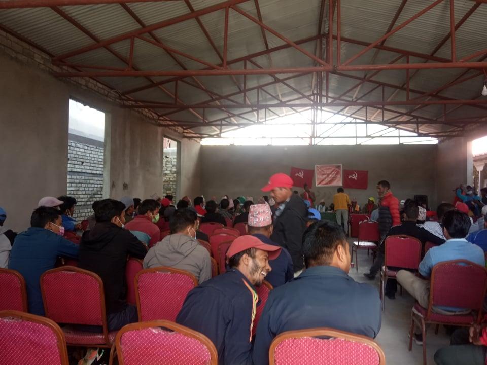 जुम्लाका १ उपाध्यक्ष सहित ४४ जनप्रतिनिधि एकीकृत समाजवादीमा