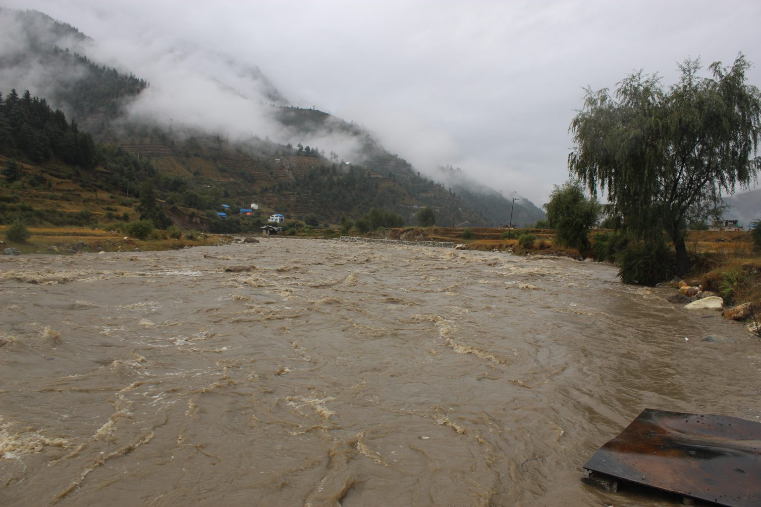 जलवायु परिवर्तनले बेमौसमी विपत्ति